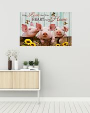 Poster pig 36x24 Poster poster-landscape-36x24-lifestyle-01