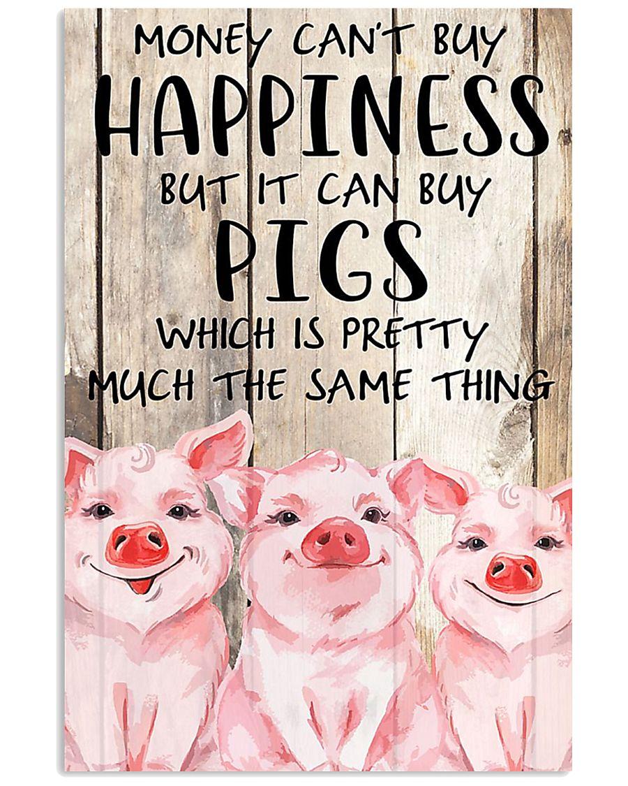 Pig 24x36 Poster