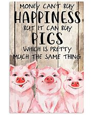 Pig 24x36 Poster front