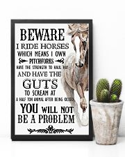 Horse 11x17 Poster lifestyle-poster-8