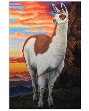 Llama 24x36 Poster front