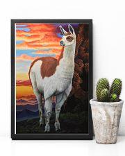 Llama 24x36 Poster lifestyle-poster-8