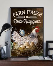 Chicken2 11x17 Poster lifestyle-poster-2