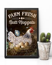 Chicken2 11x17 Poster lifestyle-poster-8