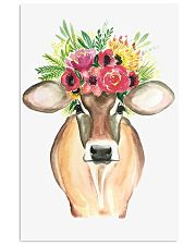 Love Cow Vertical Poster tile