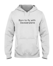 Born to Fly Hooded Sweatshirt thumbnail