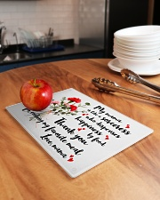 Mama's breakfast Rectangle Cutting Board aos-cuttingboard-rectangular-lifestyle-01