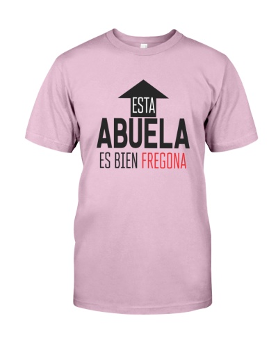 ABUELA FREGONA