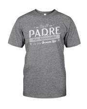 El Padre Mas Afortunado Classic T-Shirt tile