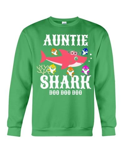Auntie Shark Auntie Shark Auntie Shark