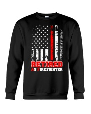 Retired Firefighter Crewneck Sweatshirt tile