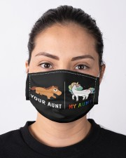VAK033 Your Aunt My Aunt Cloth face mask aos-face-mask-lifestyle-01