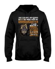 Funny Lion Gift  Hooded Sweatshirt tile