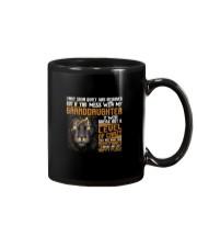 Funny Lion Gift  Mug tile
