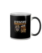 Funny Lion Gift  Color Changing Mug tile