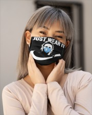 VAK030 Just Wear It Cloth face mask aos-face-mask-lifestyle-17