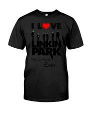 200719PNA-002-NV Classic T-Shirt front