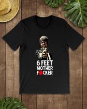 NTK003 Six Feet Samuel L-Jackson T-Shirt  Classic T-Shirt lifestyle-mens-crewneck-front-18