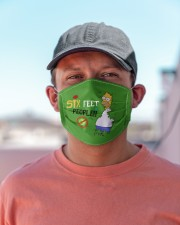 Six Feet People 200801VAK-006 Cloth Face Mask - 3 Pack aos-face-mask-lifestyle-06