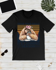 Grab Your Balls Its Classic T-Shirt lifestyle-mens-crewneck-front-17