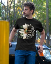 Every Little Thing Gonna Be Alright Every  Classic T-Shirt apparel-classic-tshirt-lifestyle-front-44