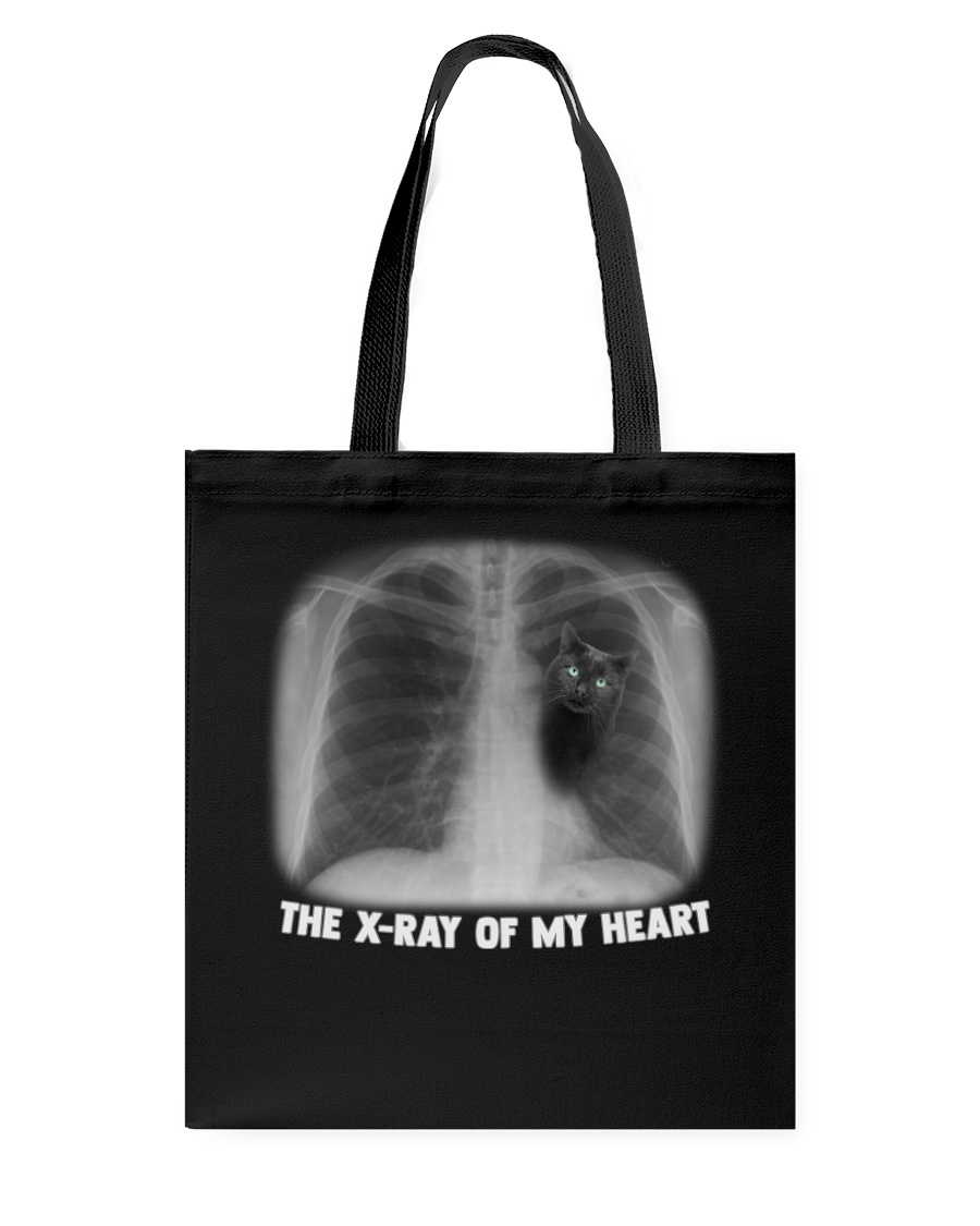 THE X-RAY OF MY HEART Tote Bag
