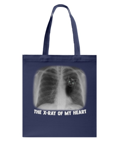 THE X-RAY OF MY HEART