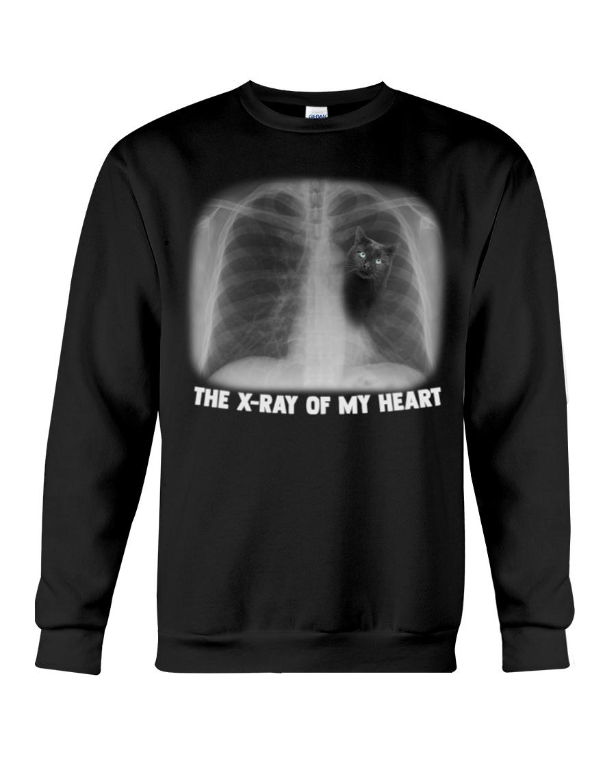 THE X-RAY OF MY HEART Crewneck Sweatshirt