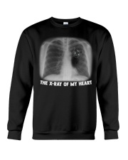 THE X-RAY OF MY HEART Crewneck Sweatshirt tile