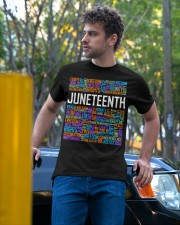Juneteenth  Classic T-Shirt apparel-classic-tshirt-lifestyle-front-44