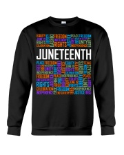 Juneteenth  Crewneck Sweatshirt tile