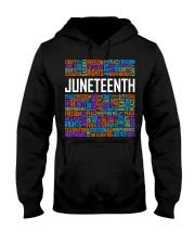 Juneteenth  Hooded Sweatshirt tile