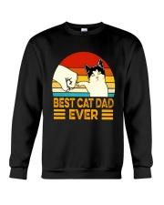NTK002   Best Cat Dad Ever Classic T-Shirt Crewneck Sweatshirt tile