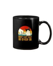 NTK002   Best Cat Dad Ever Classic T-Shirt Mug tile