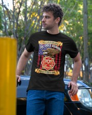 Firefighter The True Classic T-Shirt apparel-classic-tshirt-lifestyle-front-44