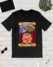 Firefighter The True Classic T-Shirt lifestyle-mens-crewneck-front-17