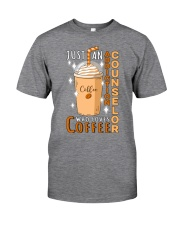Addiction Counselo Classic T-Shirt front