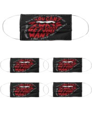 Last Day To Order - BUY IT or LOSE IT FOREVER Cloth Face Mask - 5 Pack front