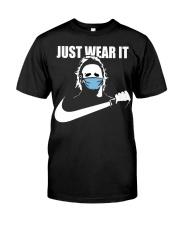 VAK025 Just Wear It Classic T-Shirt front