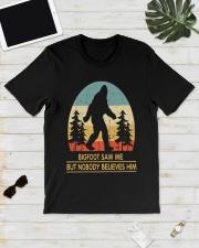 Black SHIRT Classic T-Shirt lifestyle-mens-crewneck-front-17