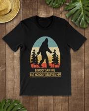 Black SHIRT Classic T-Shirt lifestyle-mens-crewneck-front-18