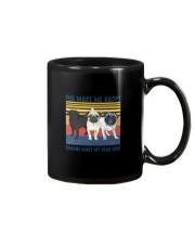 Pug Make Me  Mug tile