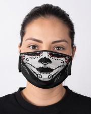 Mask Black Cloth Face Mask - 5 Pack aos-face-mask-lifestyle-01