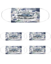 200720NMN-004-NV Cloth Face Mask - 5 Pack front
