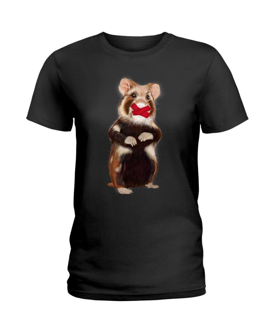Mouse 2020 Ladies T-Shirt