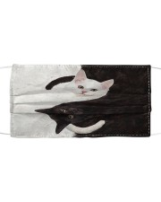 NKH022 Cats Mask Cloth face mask front