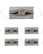 200723NMN-406-NV Cloth Face Mask - 5 Pack front