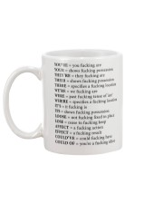 Last Day To Order - BUY IT or LOSE IT FOREVER Mug back