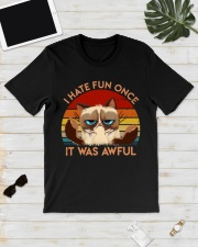I Hate Fun Once Classic T-Shirt lifestyle-mens-crewneck-front-17