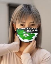 Mask Black Cloth Face Mask - 5 Pack aos-face-mask-lifestyle-18